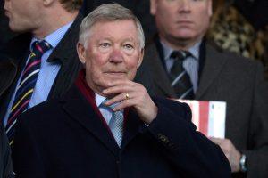 Manchester United legend Alex Ferguson recovering well