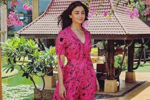 Alia Bhatt's envisages women celebrities cricket team — Chaan Mulgi