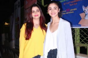 Alia Bhatt's sister Shaheen to pen a book describing her battle with depression