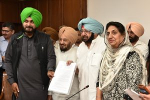 Punjab CM Amarinder Singh sets up panel to review Sikh history books