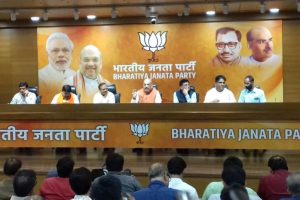 BJP has given the most hardworking PM to the nation: Shah