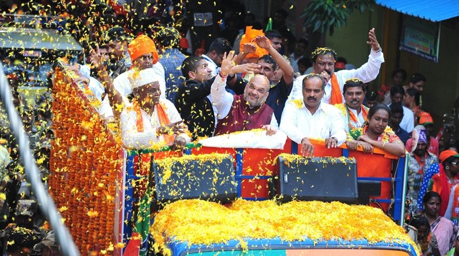 Amit Shah, Congress-mukt India