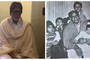 I shall fail as a son if can't preserve my father's works: Amitabh Bachchan