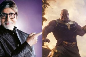 Twitterati erupt with suggestions for Amitabh Bachchan's Avengers tweet