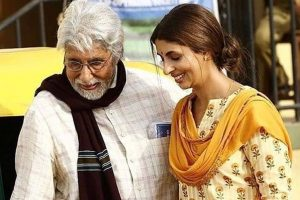 Shweta Bachchan makes her acting debut with father Amitabh Bachchan | See pictures