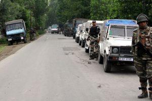 Kashmir | Maharashtra legislators on study tour escape grenade attack