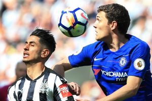 Chelsea's Andreas Christensen opens up ahead of FA Cup final with Manchester United