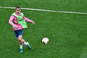 I owe a lot to Diego Simeone, says Atletico Madrid forward Antoine Griezmann