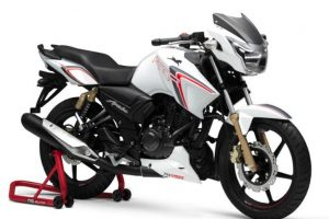 TVS Apache RTR 180 race edition launched at Rs. 83,233