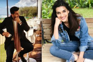 Kriti Sanon, Arjun Kapoor take up horse riding lessons for 'Panipat'