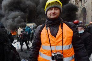 Russian journalist killed in Ukrainian capital Kiev
