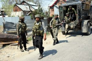 Trooper killed, civilian injured in J&K gunfight
