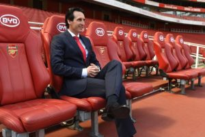 Unai Emery confirmed as new Arsenal manager