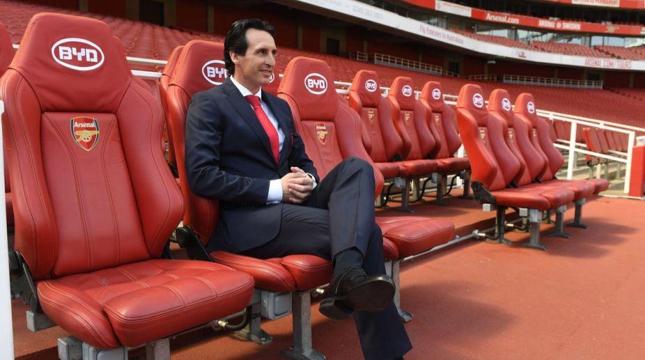 Arsenal, Coach, Unai Emery, Football, Premier League