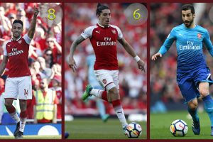 Arsenal: Player report card for 2017-18 season