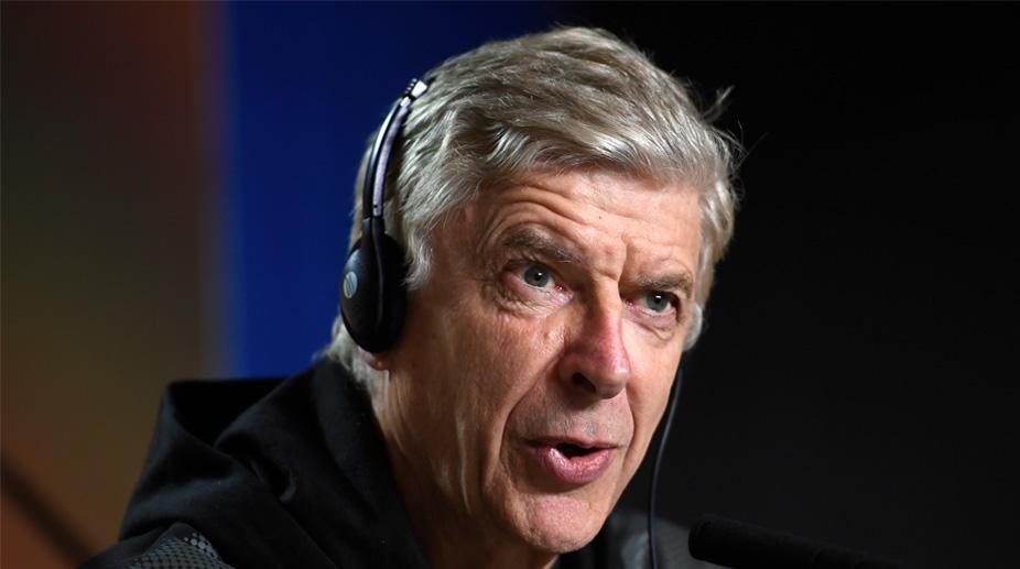 Arsene Wenger, Arsenal F.C., Premier League, UEFA Europa League, Arsenal vs Atletico Madrid