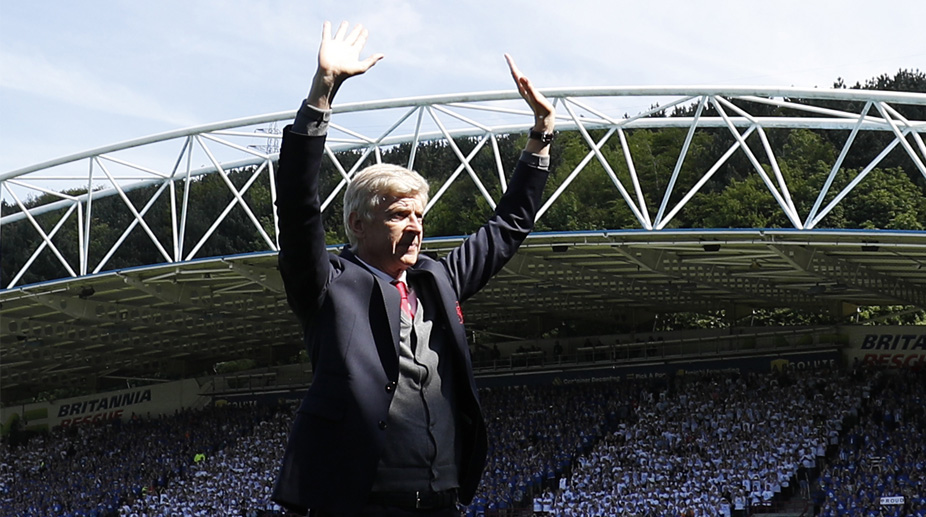 Arsene Wenger, Arsenal F.C., Premier League, Arsenal vs Huddersfield Town