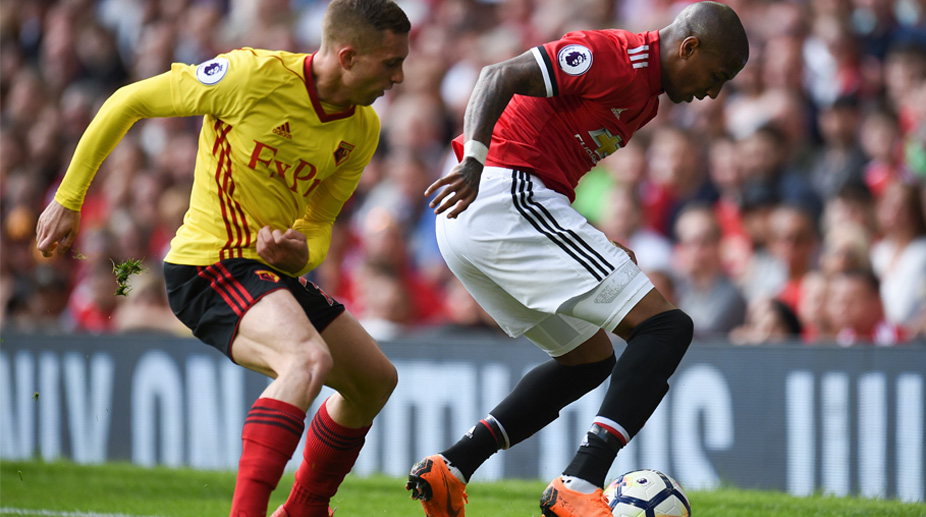 Ashley Young, Manchester United F.C., Premier League, England Football, 2018 FIFA World Cup