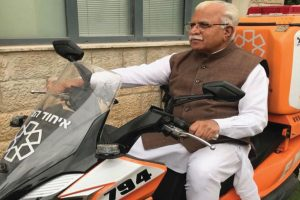 H'yana mulls Israel-like two wheeler ambulance service