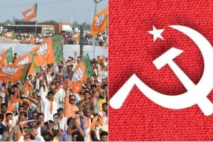 Bengal Panchayat polls: Left-BJP come together against Mamata Banerjee