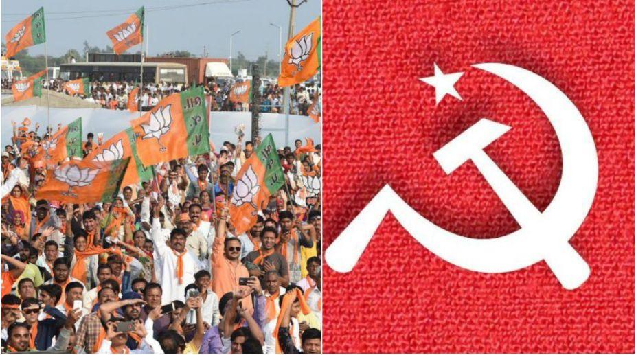 Bengal Panchayat polls, Left-BJP, CPIM-BJP, CPIM-BJP coalition, Mamta Banerjee, TMC,