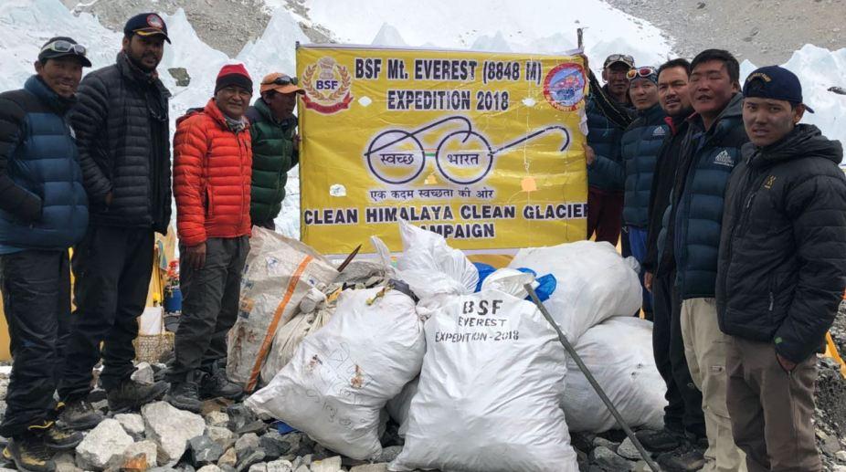 BSF Everest
