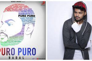 Watch   Badal unveils quirkyPuro Puro song