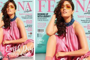 Yami Gautam graces latest cover of Femina