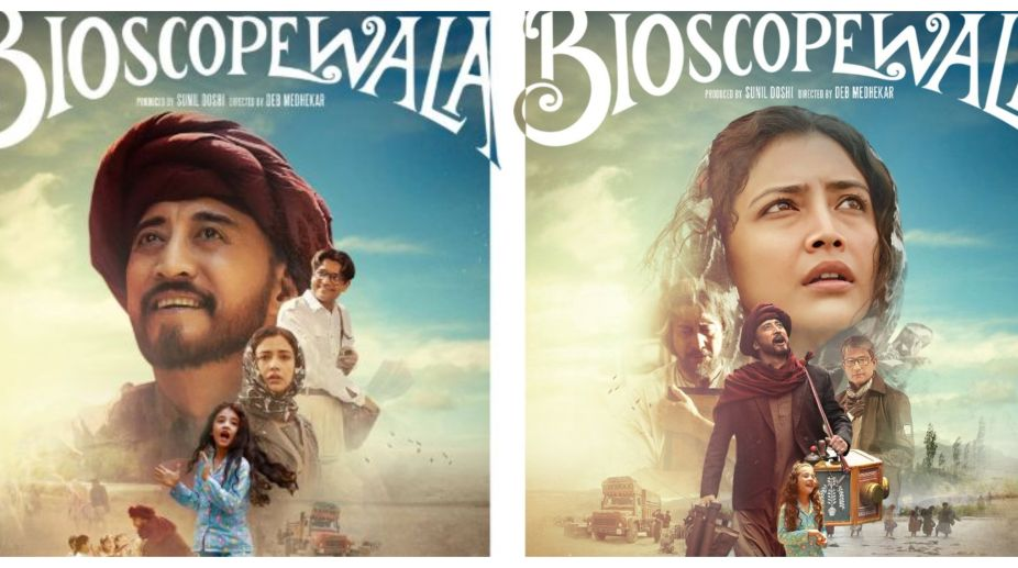 Bioscopewala movie trailer, a modern adaptation of Ranbindranath Tagore's Kabuliwala