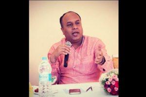 EVM in Bengaluru only registering votes for Lotus: Congress leader Brijesh Kalappa