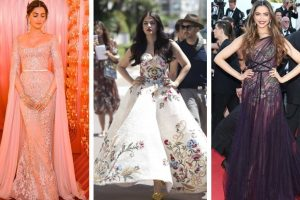 Cannes rewind: Bollywood celebrities look of the year 2017