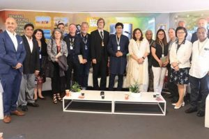 India Pavilion inaugurated at Cannes Film Festival 2018