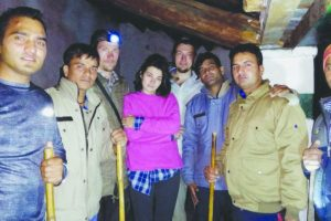 Three foreign tourists rescued from Chamoli