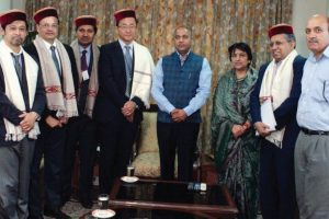 ADB team meets HP CM over Rs 750 cr tourism project