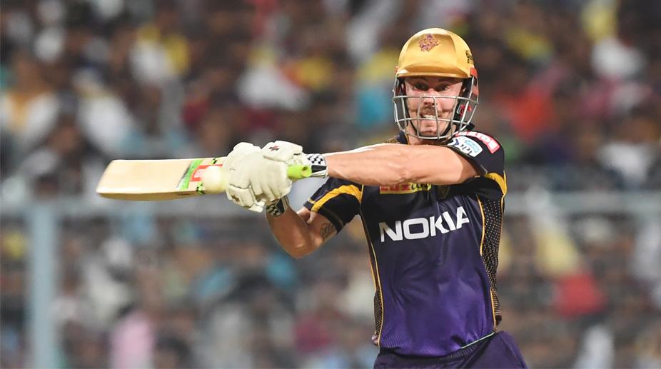 Chris Lynn, KKR vs Rajasthan Royals, IPL 2018, KKR, Kolkata Knight Riders