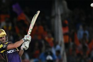 IPL 2018: KKR secure playoffs berth with 5-wicket win over SRH