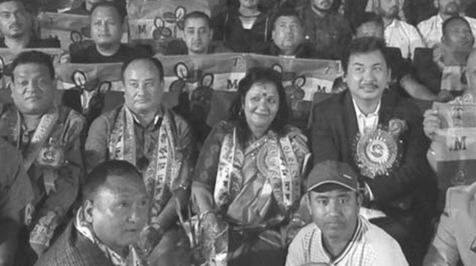 Bimal Gurung, GJMM, Trinamul Congress, Kalimpong