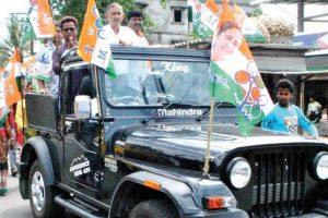 TMC banks on devp as Deb kicks off Dabgram-Fulbari poll campaign