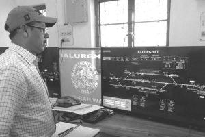 B'ghat-Eklakhi rail track gets signalling system
