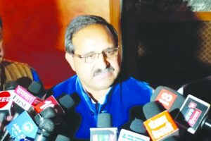 BJP accuses Cong of levelling false accusations for political survival