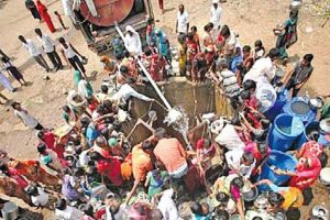 Water supply projects aplenty, but village taps still dry