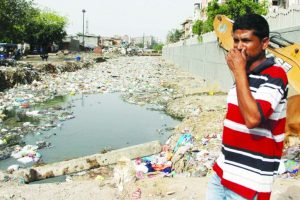In areas of living hell, SDMC claims fall flat; residents furious