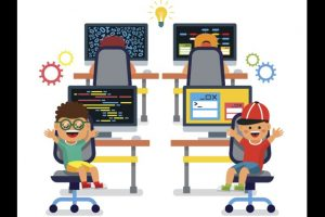 Learning to code can be an easy task for children
