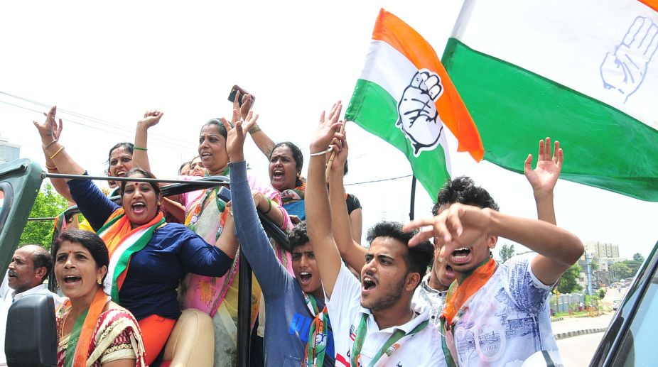 bypoll, Congress, Assembly seats, Lok Sabha seats