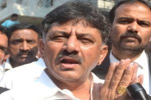 Tax evasion row: Congress, Kumaraswamy defend DK Shivakumar
