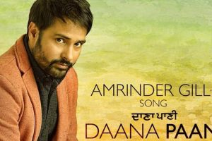Daana Paani (Full Video) | DAANA PAANI