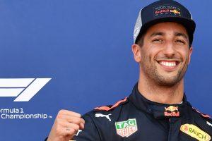 Monaco GP: Red Bull racer Daniel Ricciardo grabs pole