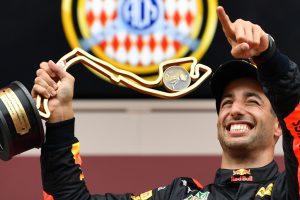 Monaco GP: Red Bull driver Daniel Ricciardo wins thrilling race