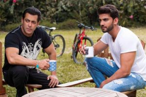 Salman Khan to launch newbie Zaheer Iqbal in 2019