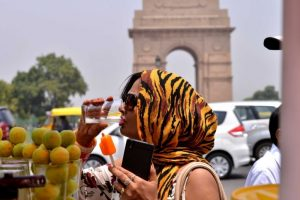 Heat wave conditions to continue in Delhi, mercury may touch 47 on Sunday: IMD